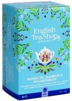 English Tea Shop - Weißer Tee Blaubeere & Holunderblüte, BIO, 20 Teebeutel