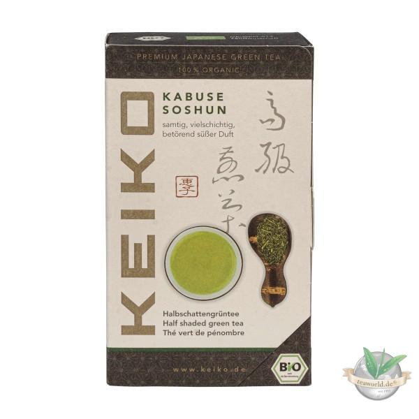 Keiko Bio Soshun Kabusecha 50g Grüner Tee - Keiko Green Tea
