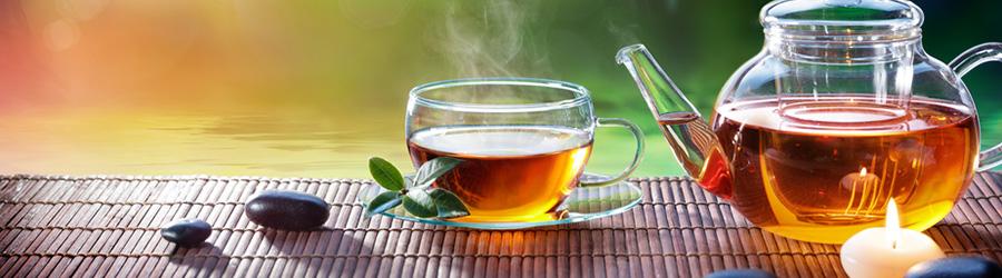 Banner-Image Schwarzer Tee