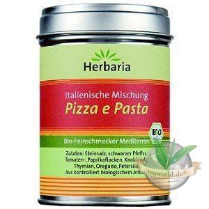 Bio Pizza e Pasta italienische Mischung in der Dose