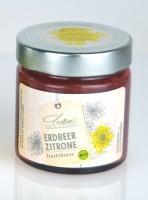 Erdbeer Zitrone in Honig - Brotaufstrich 250g