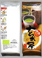 Bio Genmaicha Shizuoka japanischer Bancha im Originalgebinde 100g