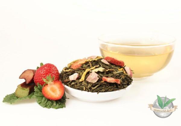 Kleiner Drache Grüner Tee