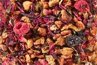 Himbeere-Kirsche Früchteteemischung aromatisiert